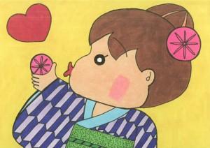 ヨーヨー娘のマイルちゃん - コピー